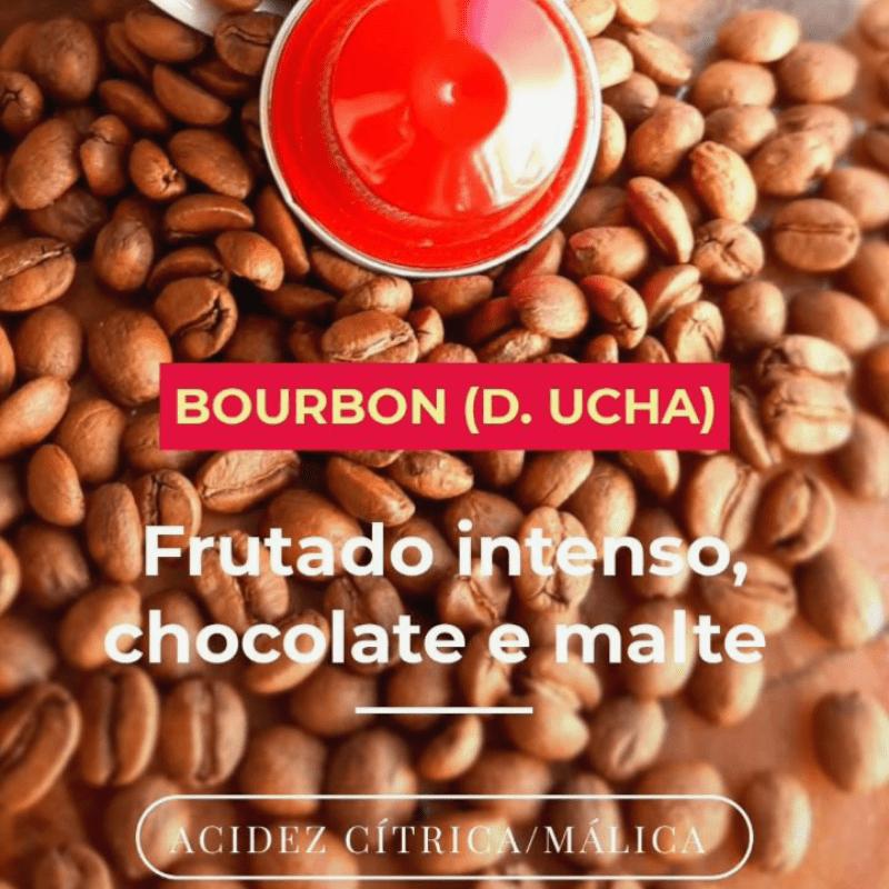 Café Especial (D. Ucha) Bourbon - 250 Gramas