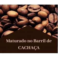 Café Especial em Grão (MATURADO CACHAÇA) Fazenda Barinas /MG