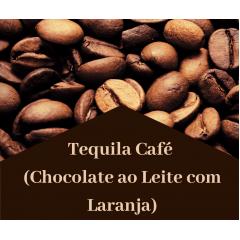 Café Especial Grão (Tequila Café) Chocolate ao Leite com Laranja - 250 Gramas